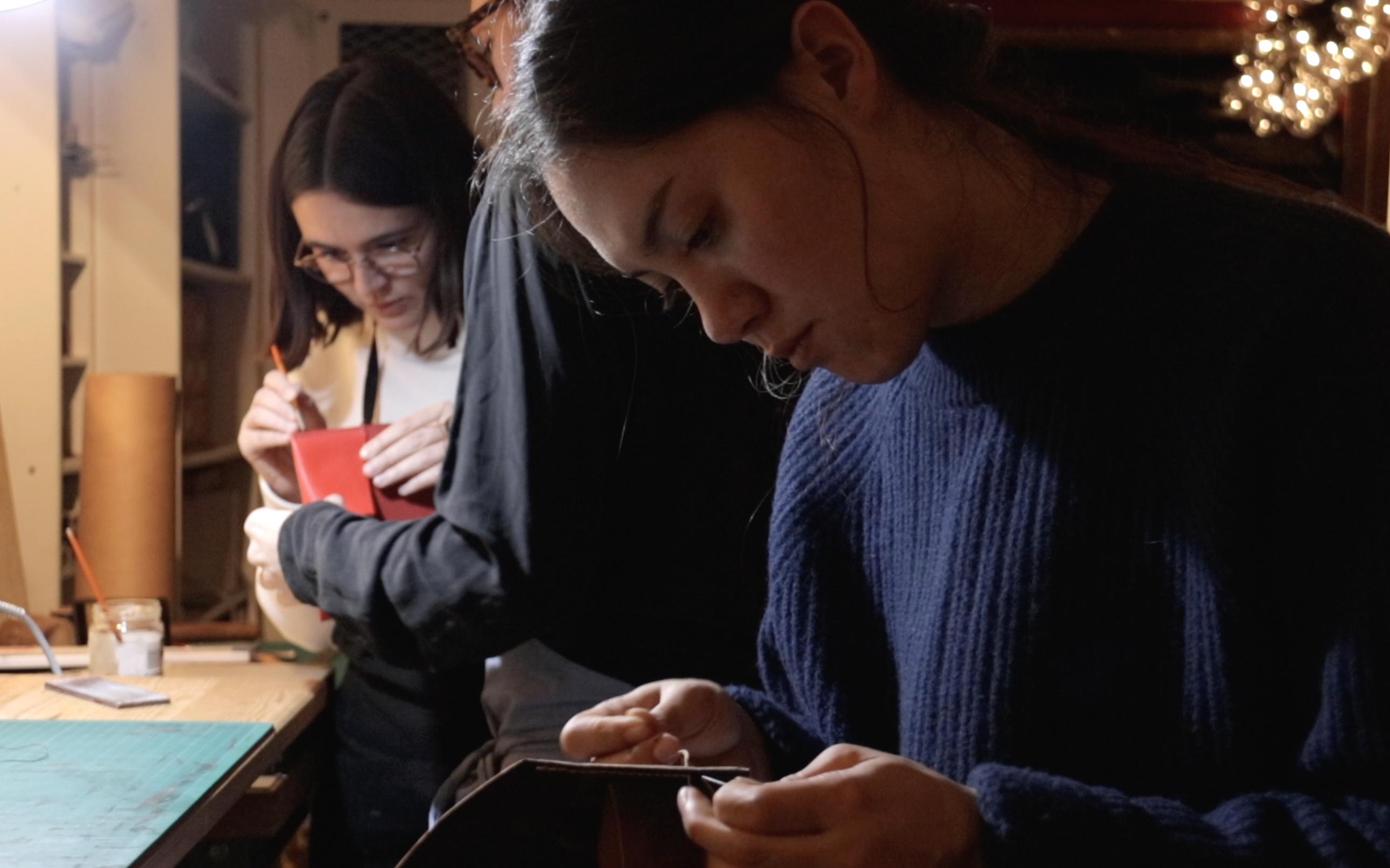 Des ateliers aupr s d 39 artisans l 39 id e de la start up wecandoo for Idee de start up