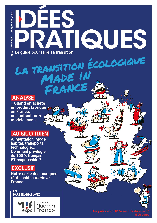 mag_cover_Idées Pratiques #4: La transition écologique Made in France