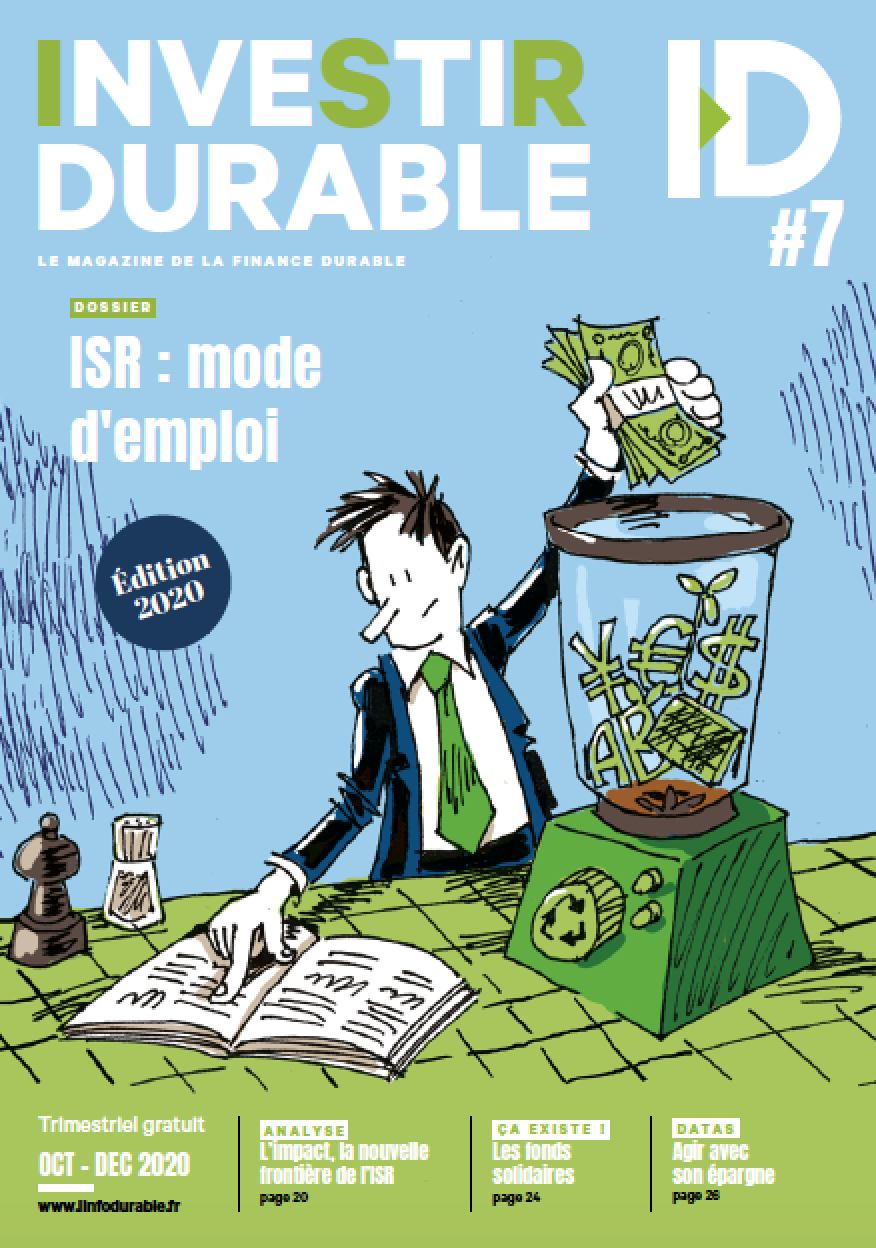 mag_cover_Investir Durable #7 : ISR mode d'emploi