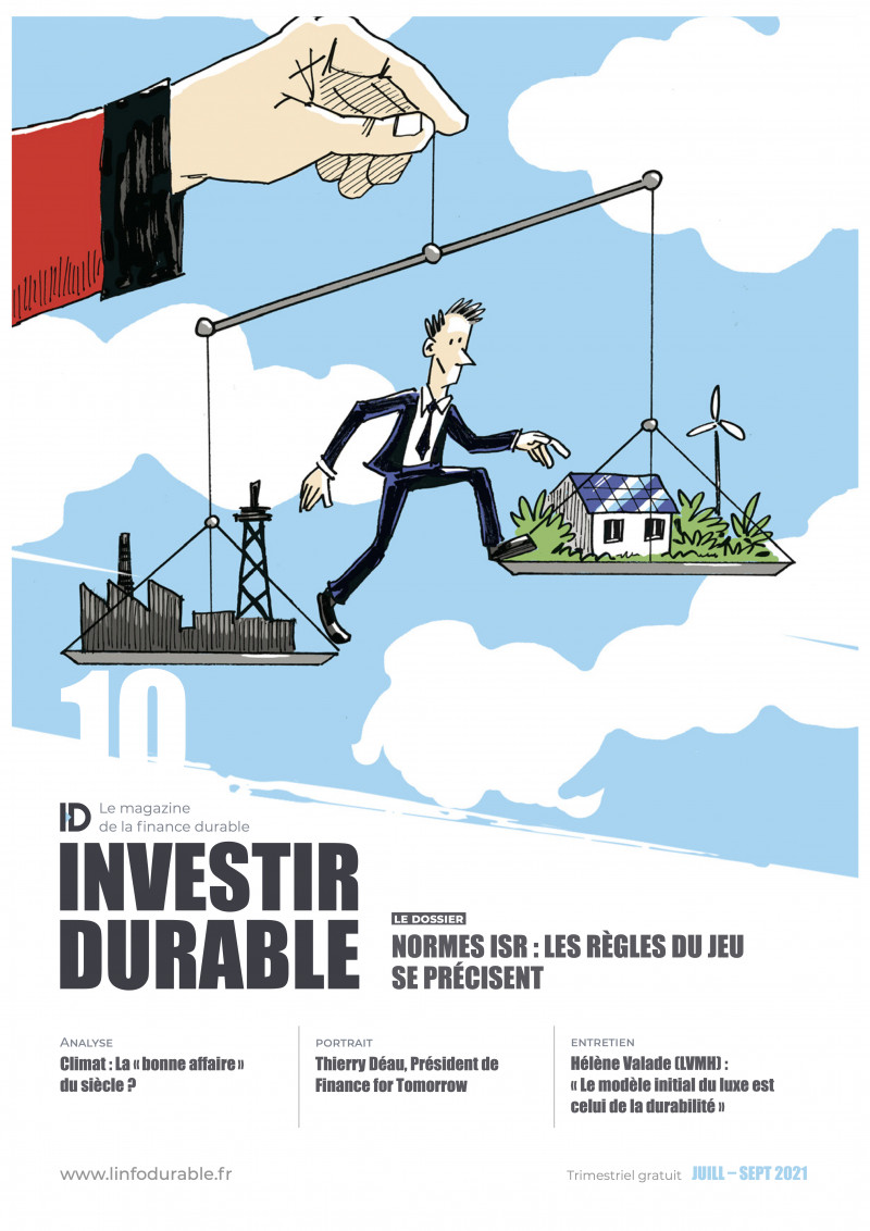 mag_cover_Investir Durable #10 : Normes ISR : les règles du jeu se précisent