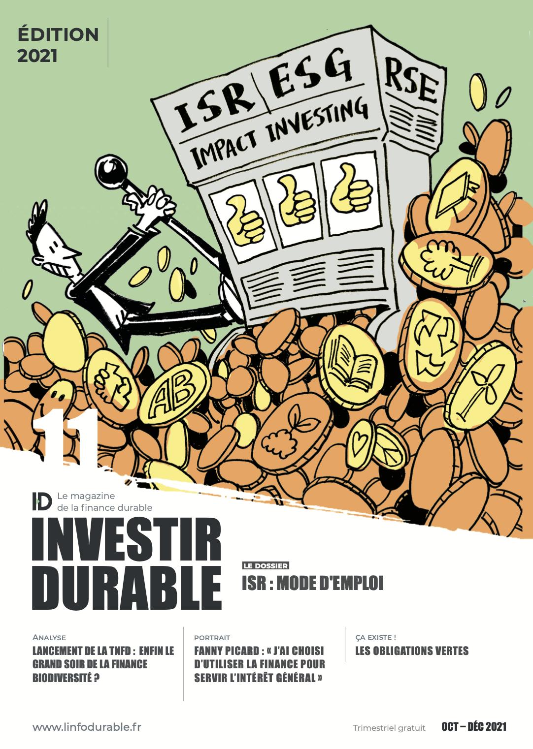 mag_cover_INVESTIR DURABLE #11 : ISR : mode d'emploi