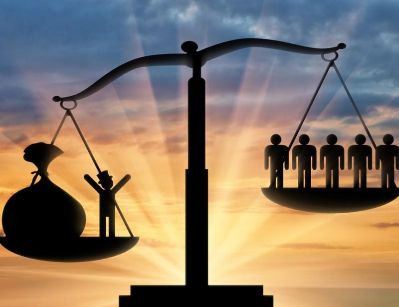Les inégalités se creusent dans le monde entier — Richesse