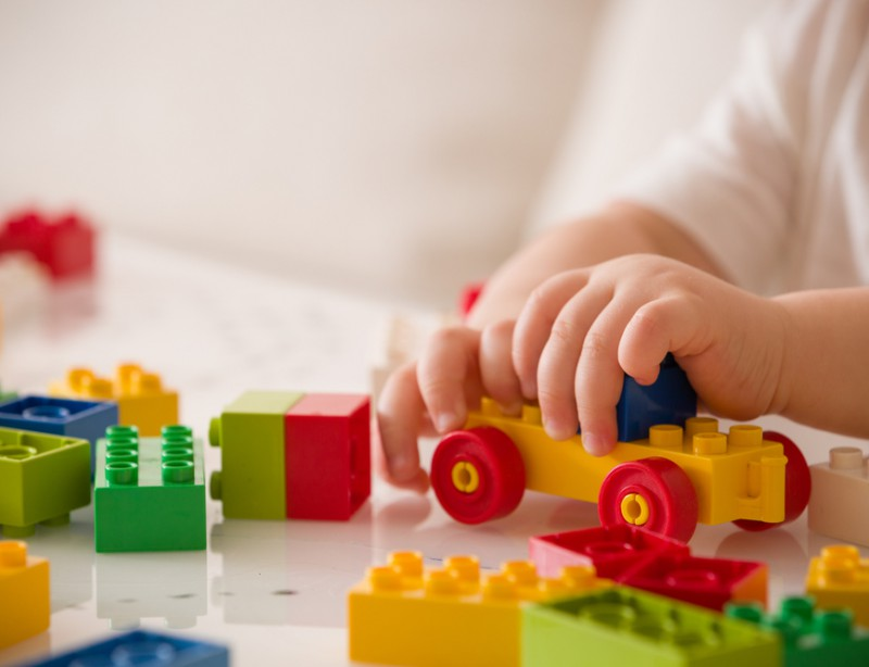 Phtalates. 20 % des jouets testés en Europe en contiennent