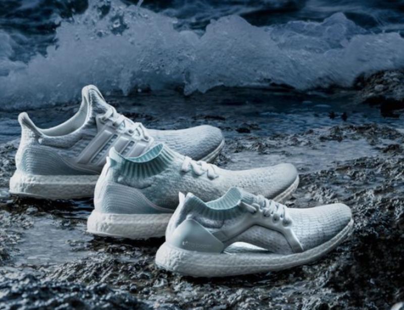 Adidas a vendu 1 million de paires de baskets fabriquées à