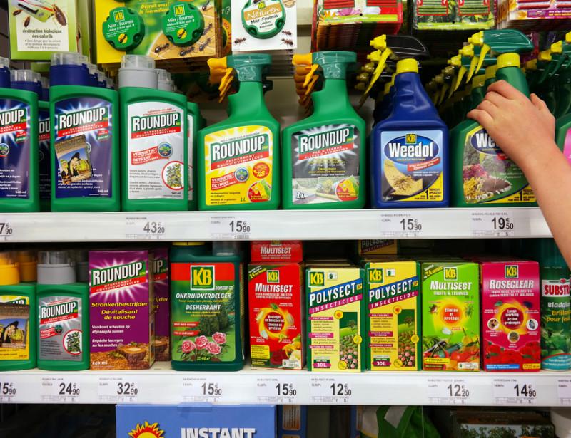 Glyphosate : Europe Ecologie les Verts agit en justice