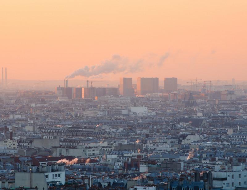 Concentration record des gaz à effet de serre en 2017 (ONU)