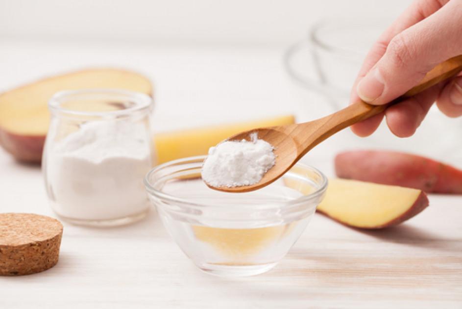 Sept usages et vertus du bicarbonate de soude au quotidien